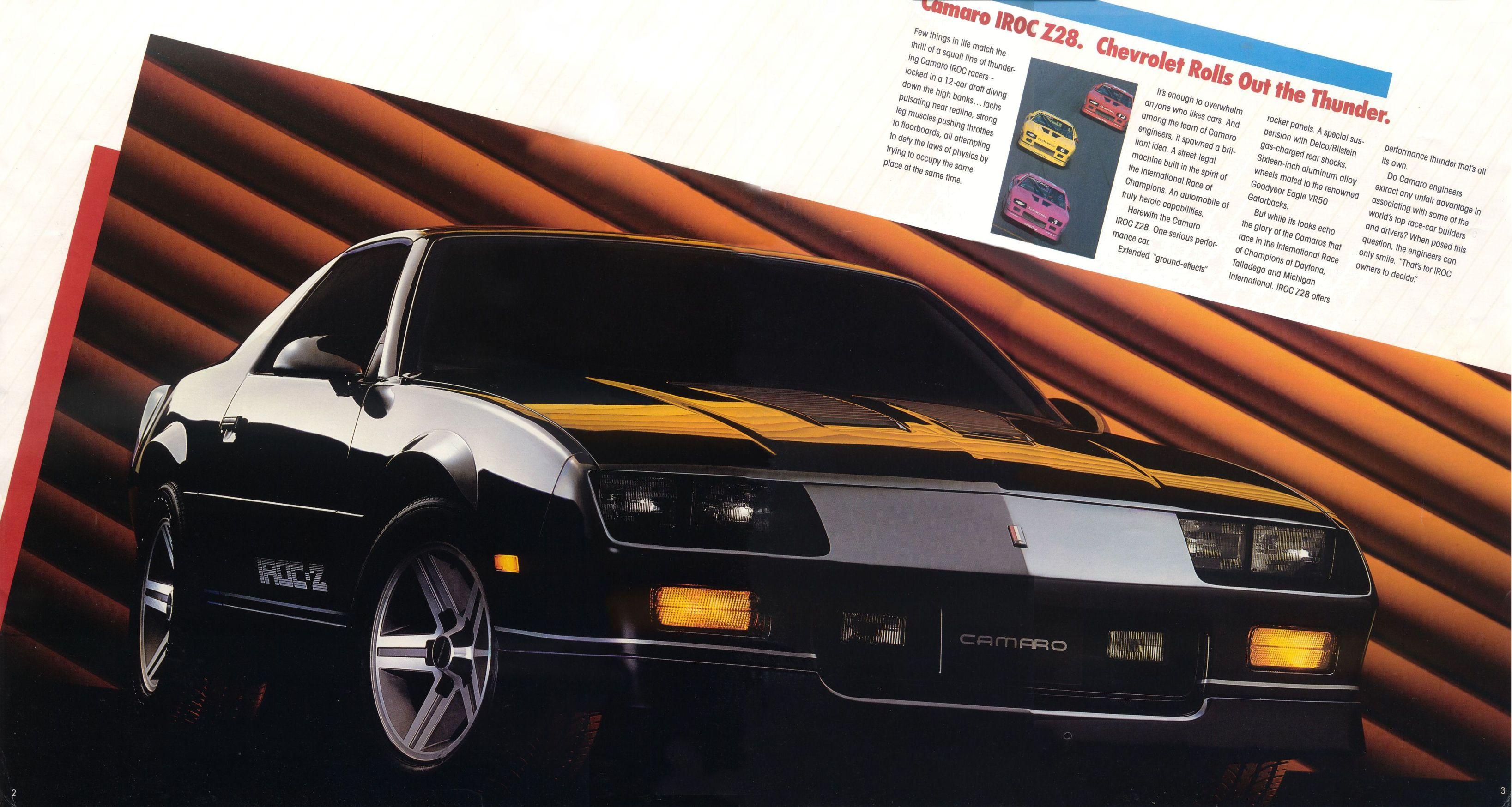 Chevrolet Camaro 1986 foto - 4