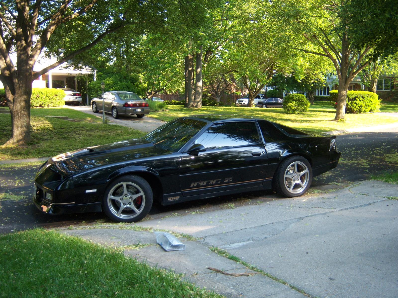 Chevrolet Camaro 1987 foto - 1
