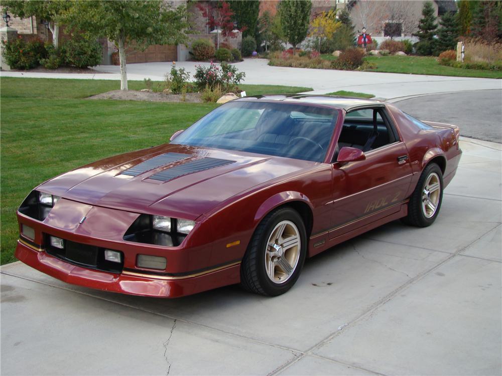 Chevrolet Camaro 1988 foto - 4