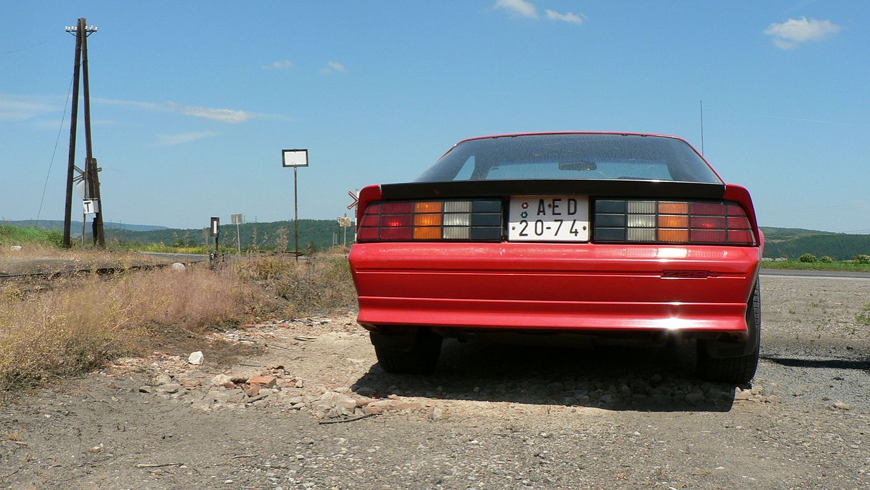 Chevrolet Camaro 1991 foto - 1