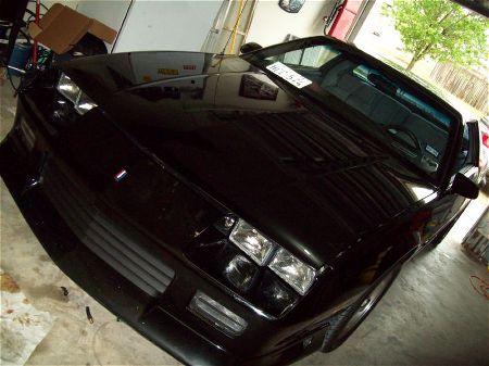 Chevrolet Camaro 1992 foto - 1
