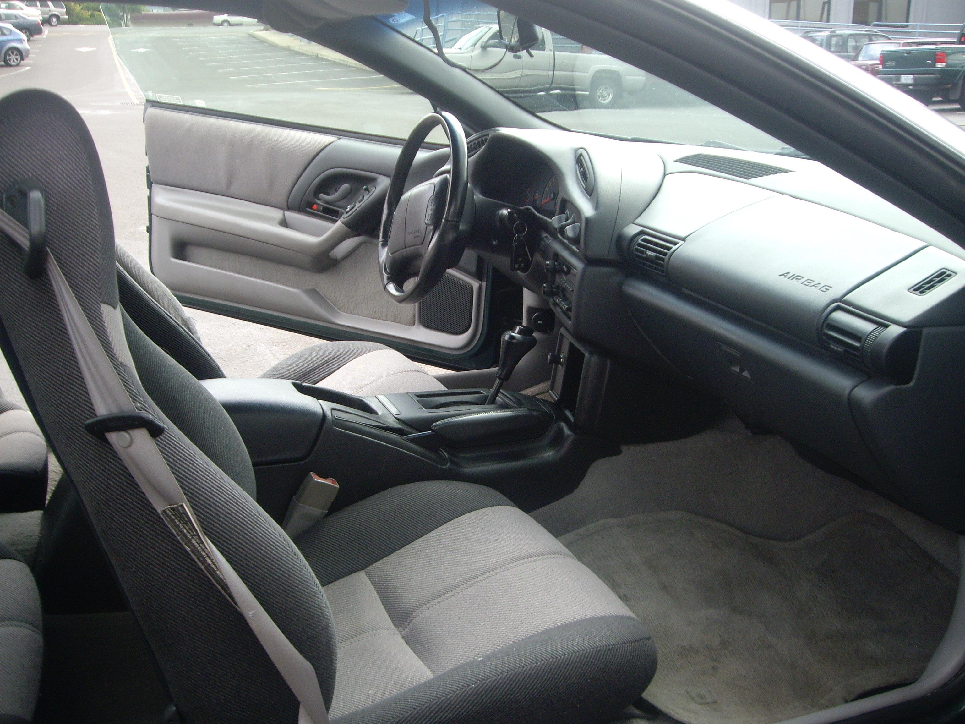 Chevrolet Camaro 1994 foto - 3