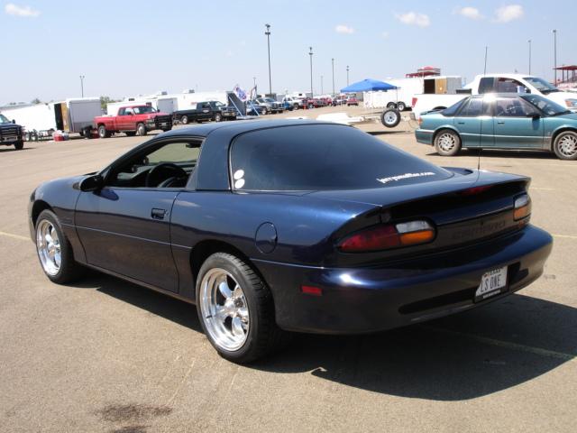 Chevrolet Camaro 1997 foto - 5
