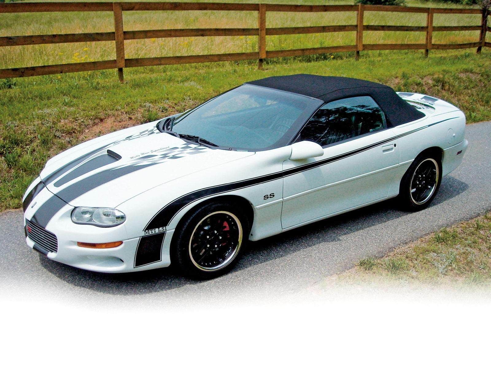 Chevrolet Camaro 2001 foto - 1