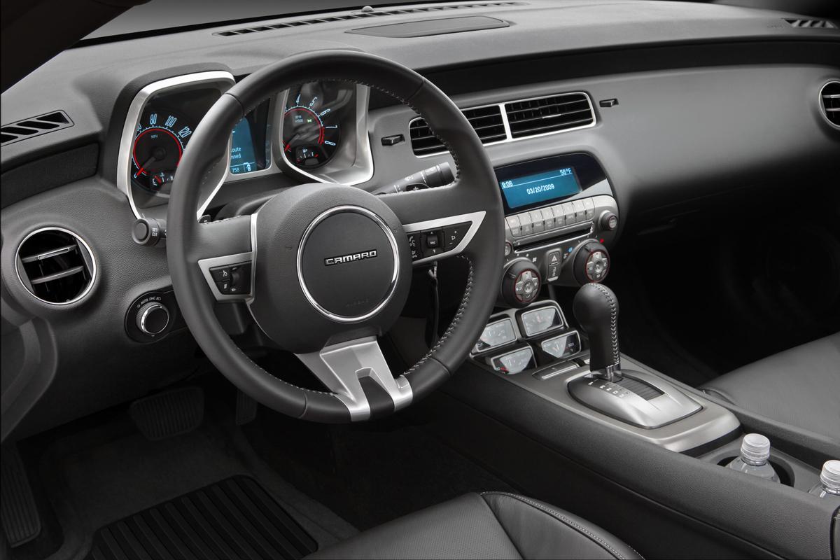 Chevrolet Camaro 2002 foto - 1