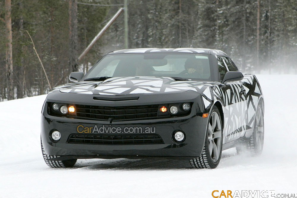 Chevrolet Camaro 2009 foto - 3