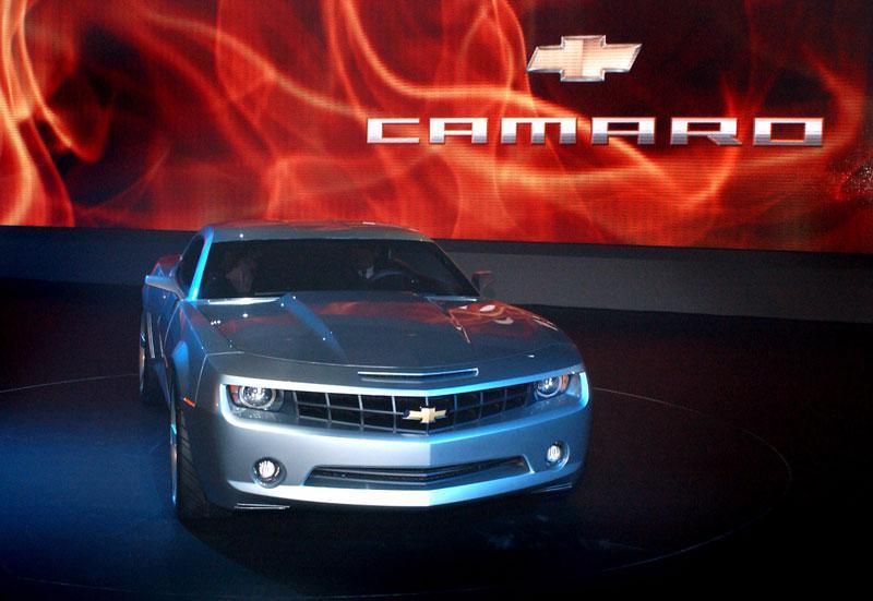Chevrolet Camaro 2015 foto - 5