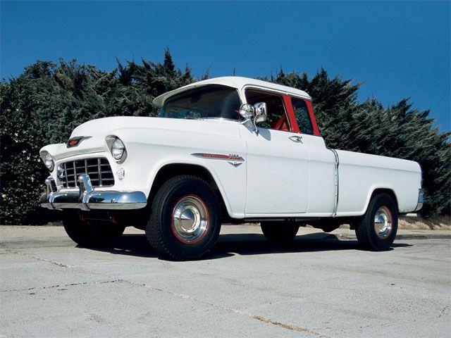Chevrolet Cameo 1955 foto - 2