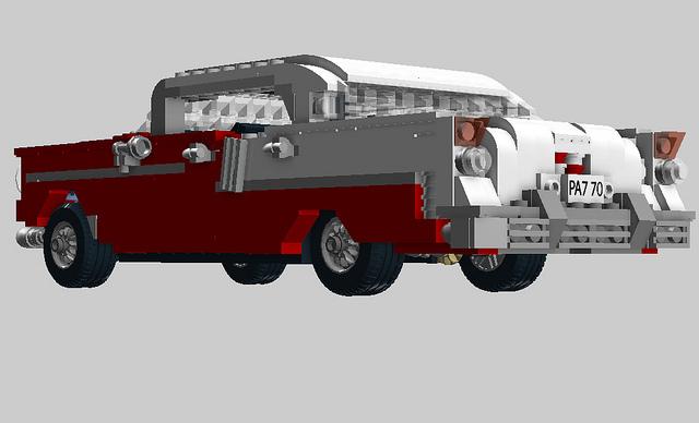 Chevrolet Cameo 1955 foto - 3