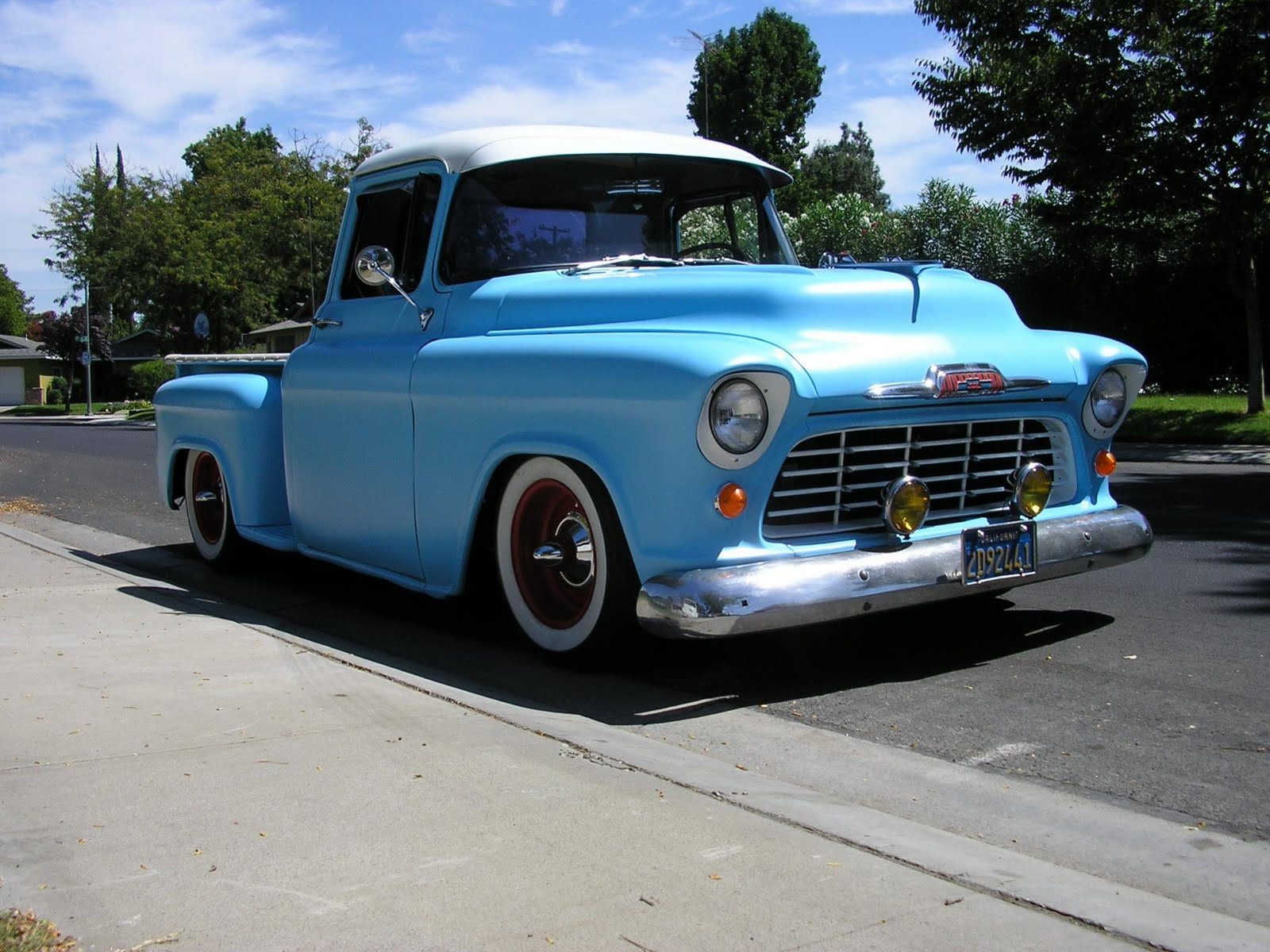 Chevrolet Cameo 1955 foto - 5