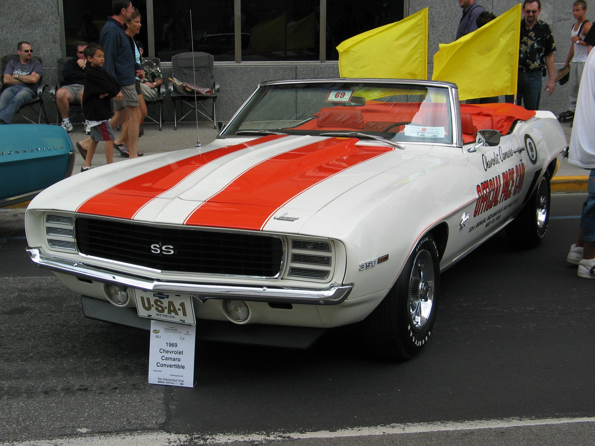 Chevrolet Camero 2015 foto - 3