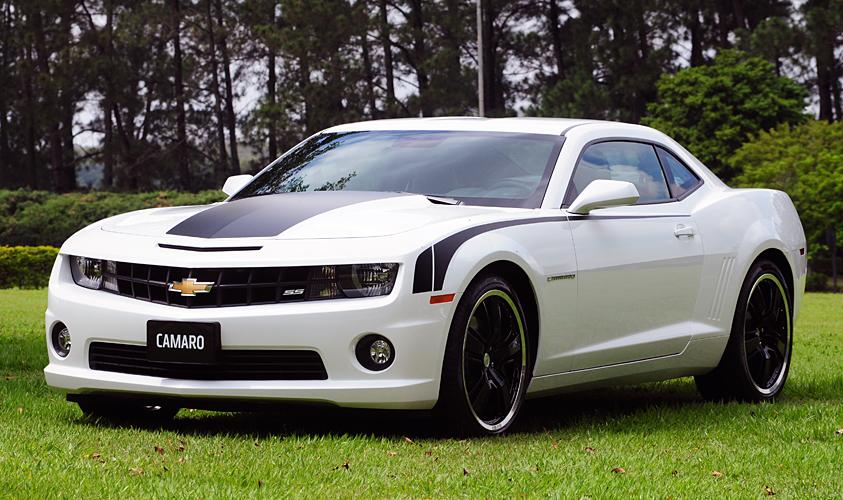 Chevrolet Camero 2015 foto - 4