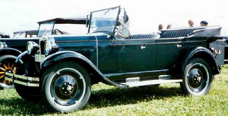 Chevrolet Capitol 1927 foto - 1