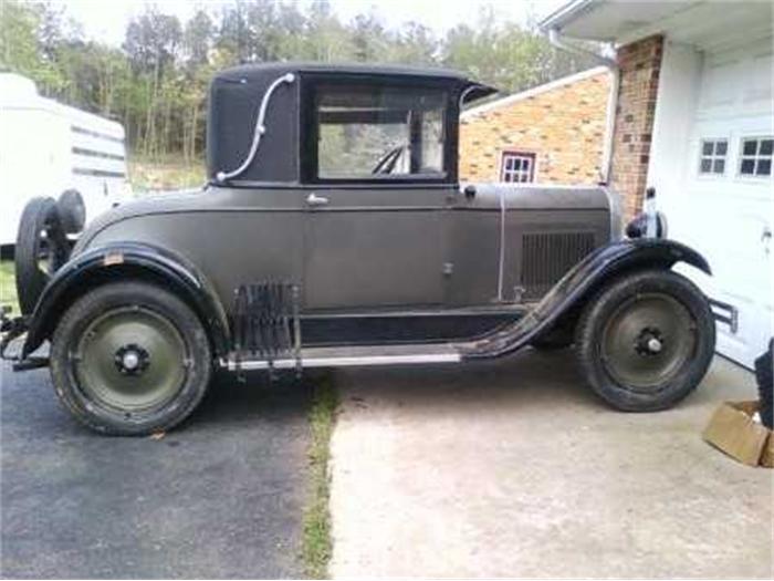 Chevrolet Capitol 1927 foto - 2