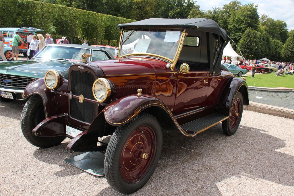 Chevrolet Capitol 1927 foto - 3