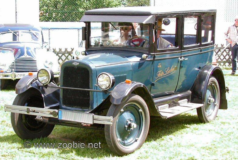 Chevrolet Capitol 1927 foto - 5