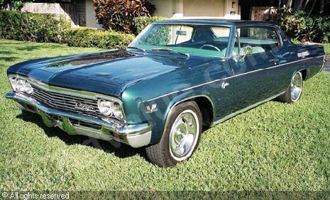 Chevrolet Caprice 1966 foto - 4