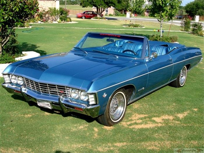Chevrolet Caprice 1967 foto - 1