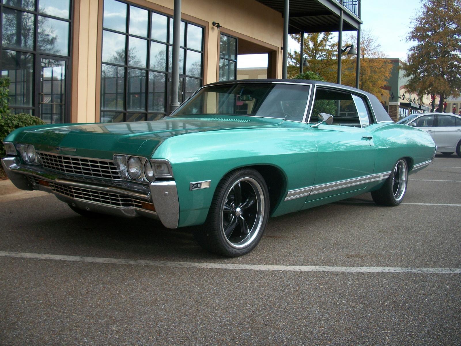 Chevrolet Caprice 1968 foto - 4