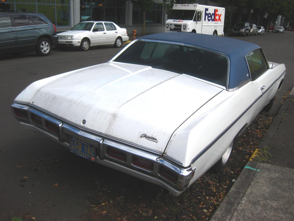 Chevrolet Caprice 1969 foto - 1