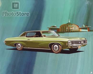 Chevrolet Caprice 1969 foto - 4