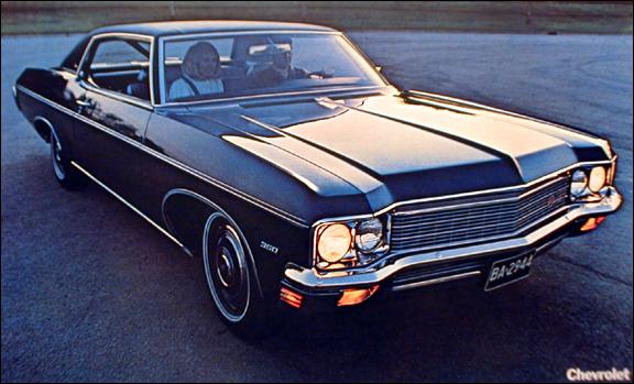 Chevrolet Caprice 1970 foto - 1