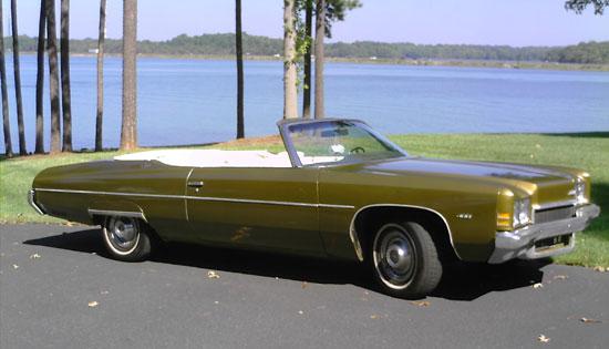 Chevrolet Caprice 1972 foto - 2