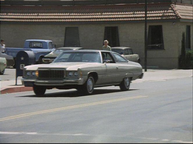Chevrolet Caprice 1974 foto - 2