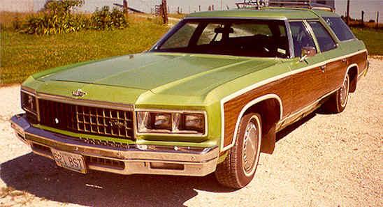 Chevrolet Caprice 1976 foto - 1