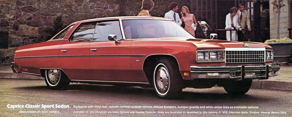 Chevrolet Caprice 1976 foto - 4