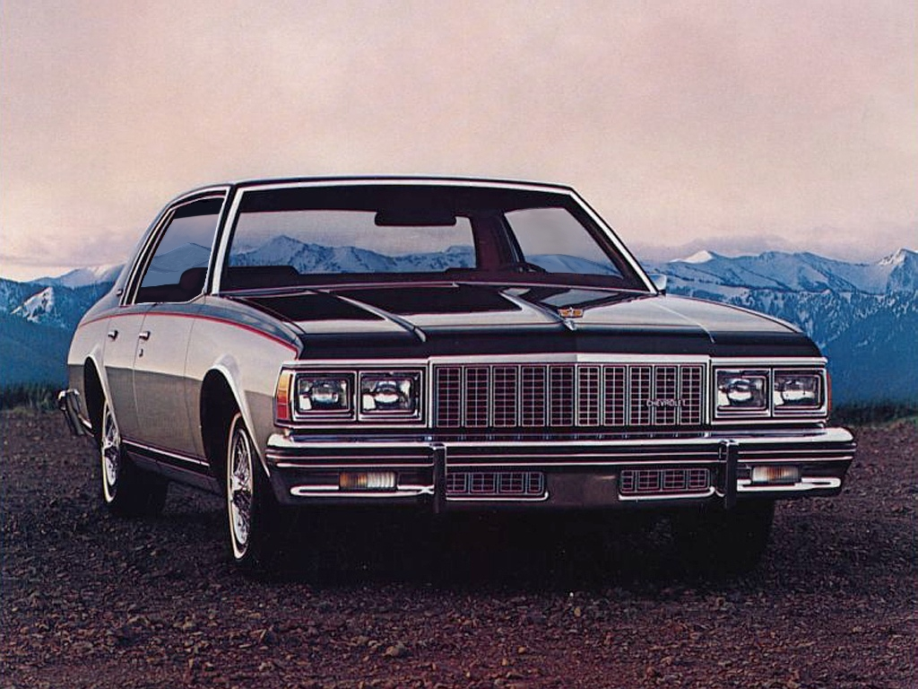 Chevrolet Caprice 1977 foto - 1