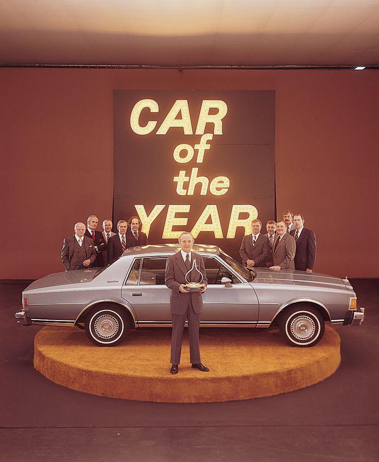 Chevrolet Caprice 1977 foto - 4