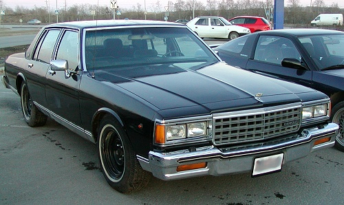 Chevrolet Caprice 1978 foto - 1