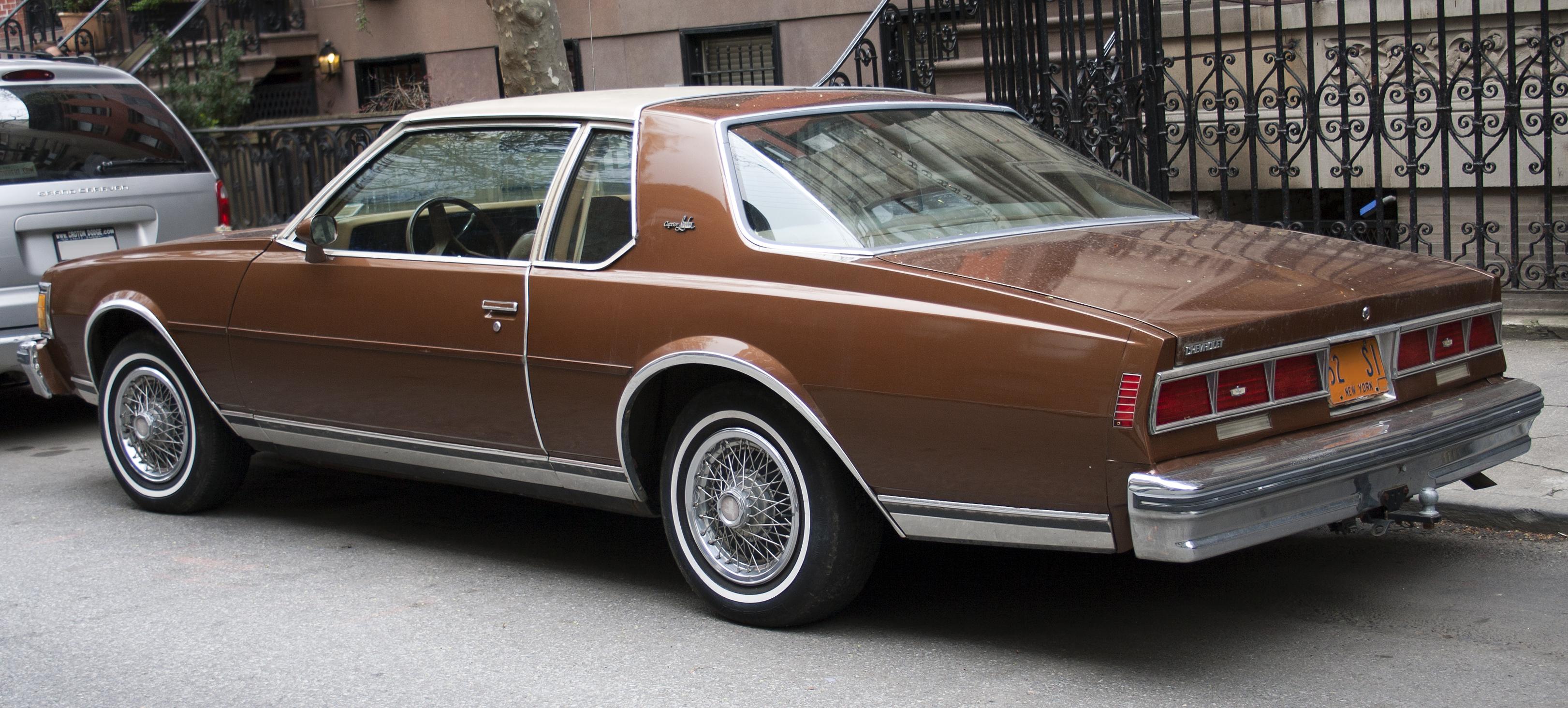 Chevrolet Caprice 1978 foto - 5