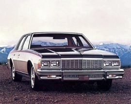Chevrolet Caprice 1979 foto - 1