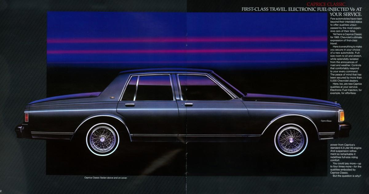 Chevrolet Caprice 1980 foto - 3