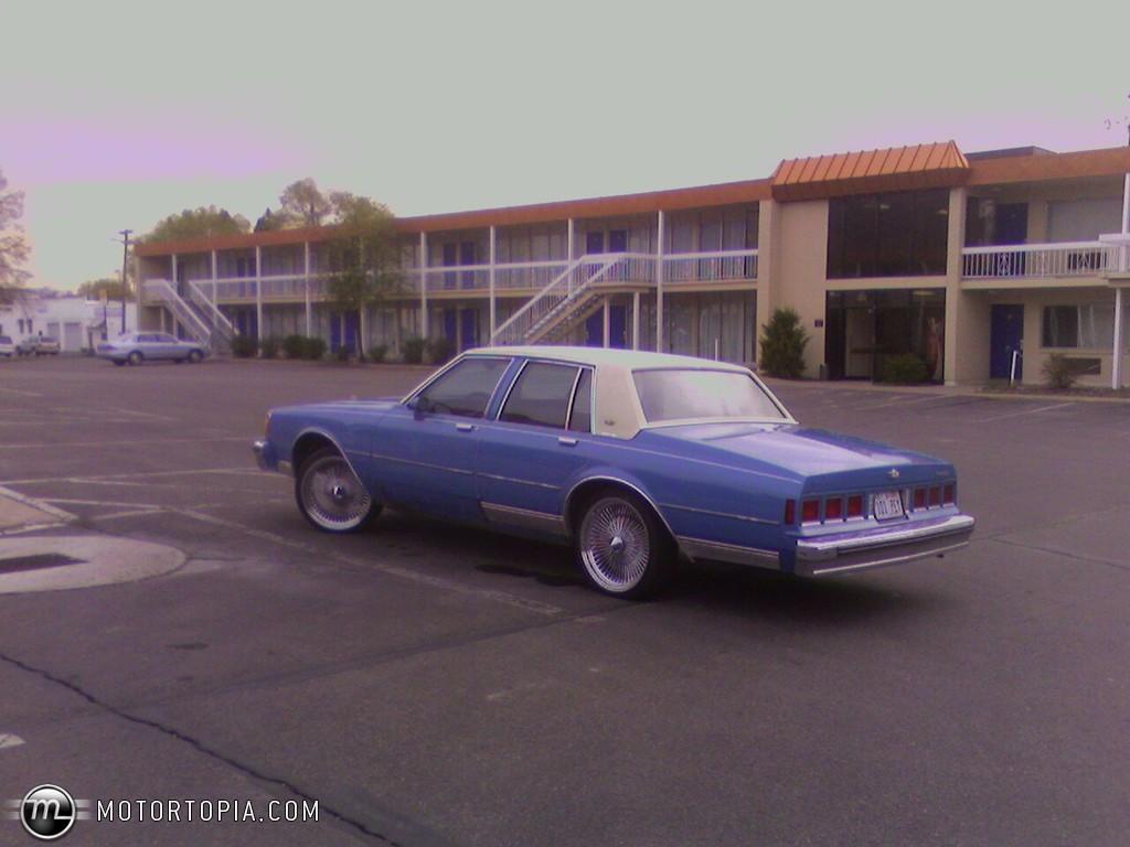 Chevrolet Caprice 1981 foto - 1
