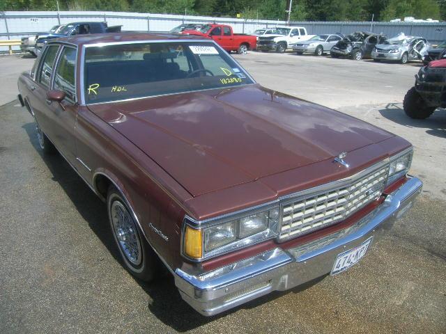 Chevrolet Caprice 1982 foto - 1