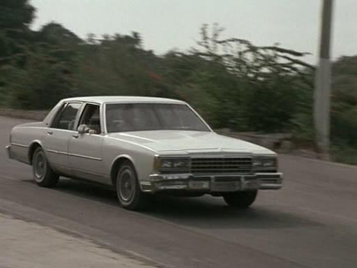 Chevrolet Caprice 1983 foto - 2