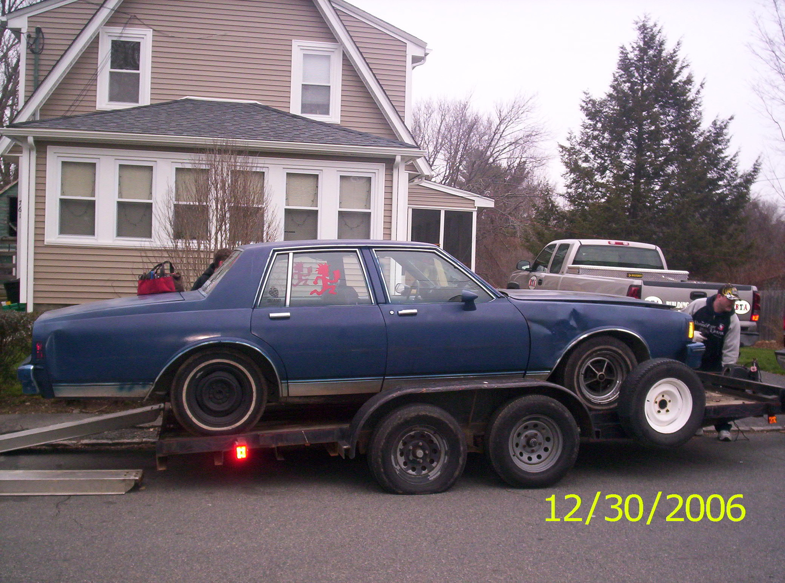Chevrolet Caprice 1984 foto - 2