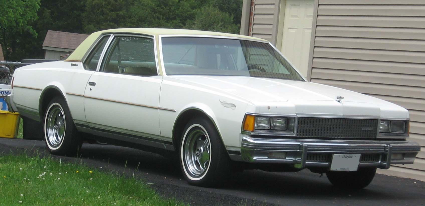Chevrolet Caprice 1984 foto - 3