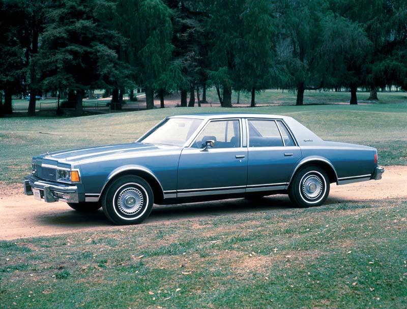 Chevrolet Caprice 1985 foto - 4