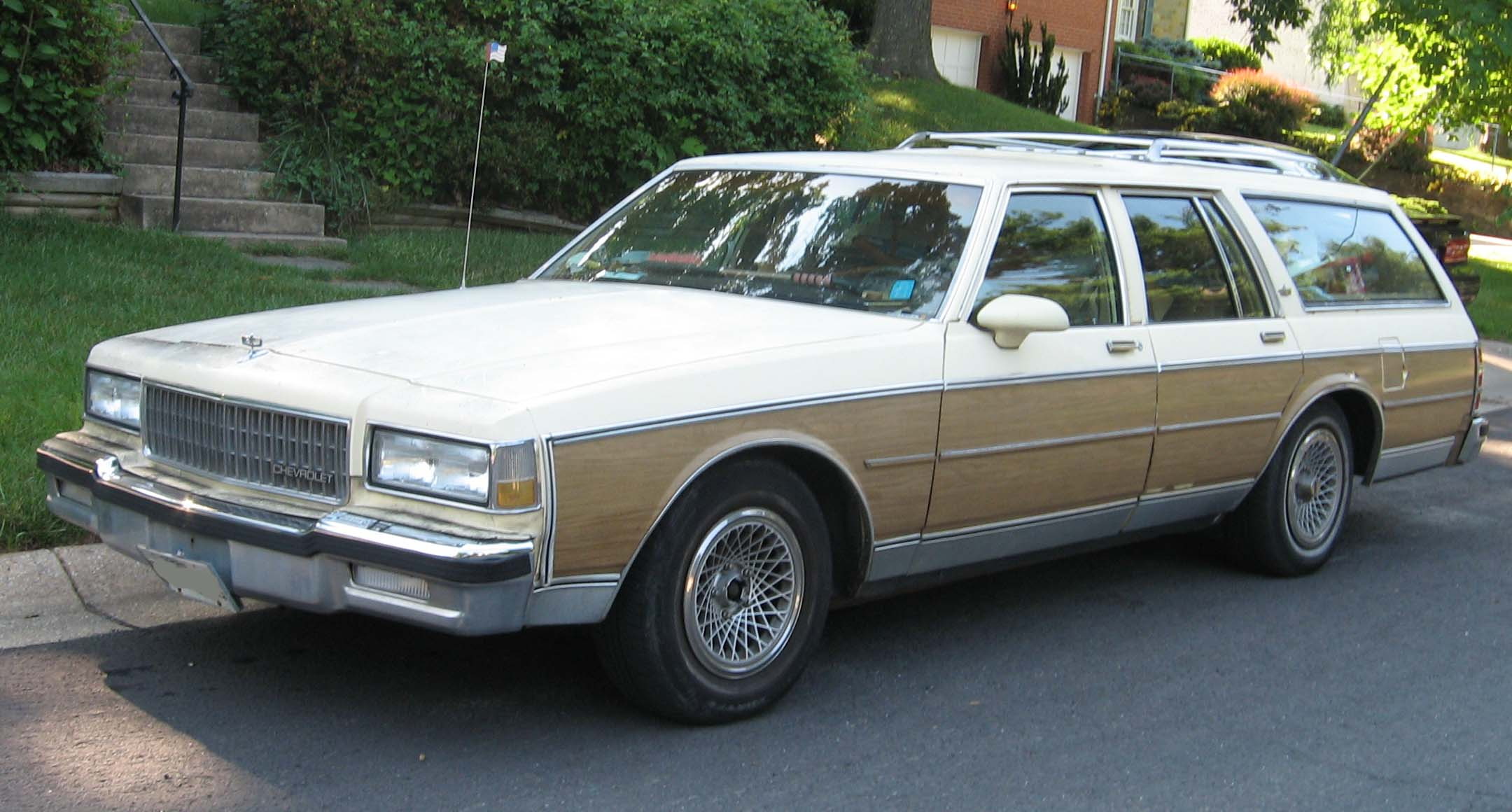 Chevrolet Caprice 1985 foto - 5