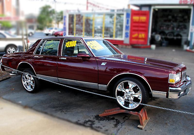 Chevrolet Caprice 1987 foto - 1
