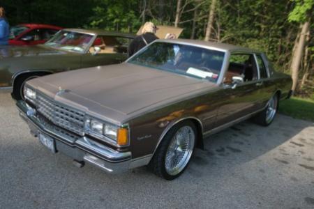 Chevrolet Caprice 1987 foto - 2