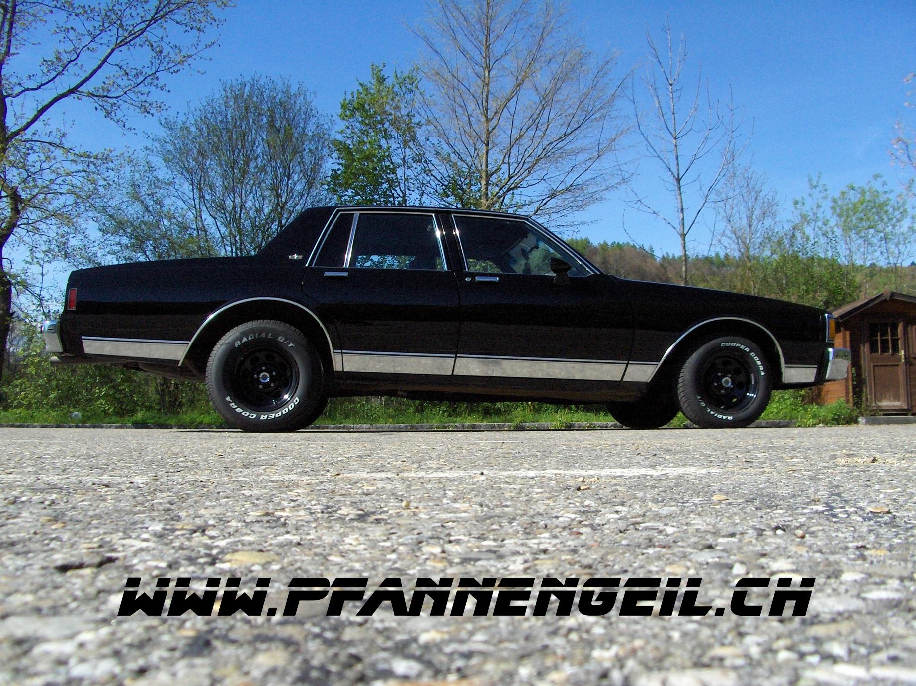 Chevrolet Caprice 1987 foto - 4