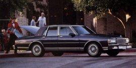 Chevrolet Caprice 1989 foto - 3