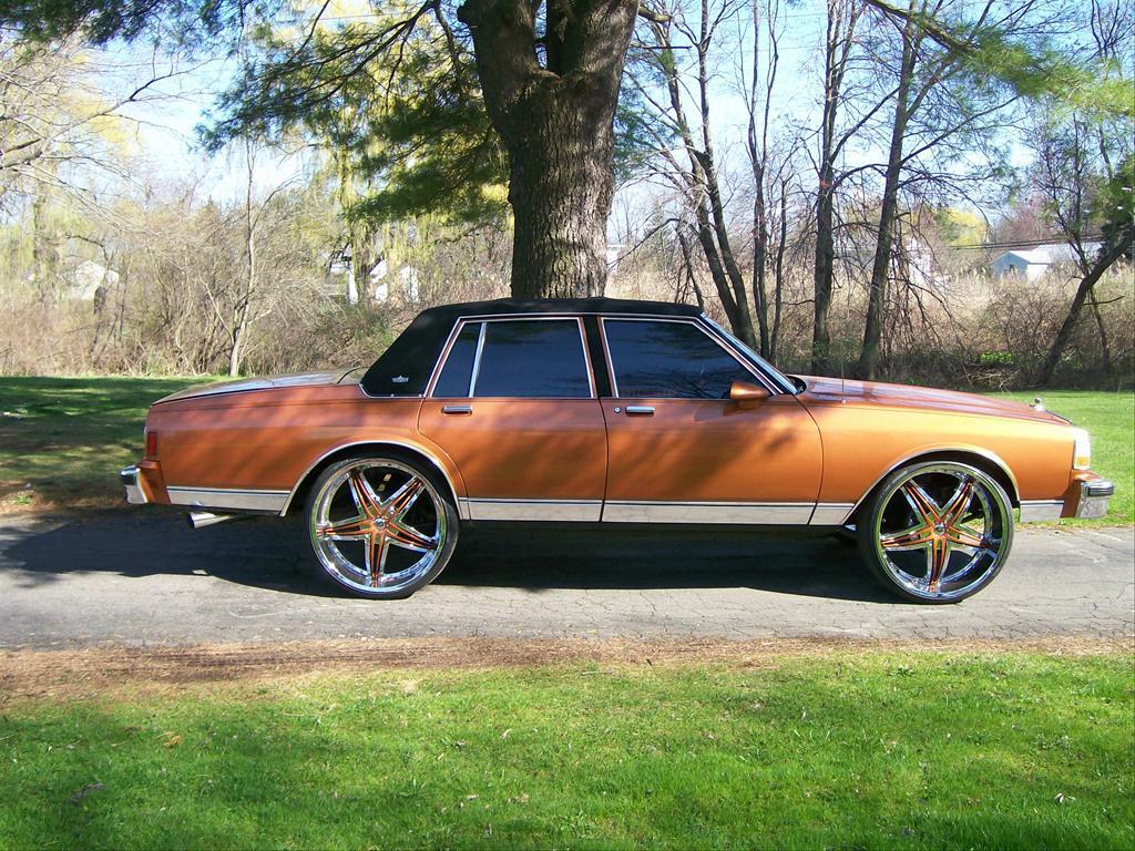 Chevrolet Caprice 1989 foto - 4