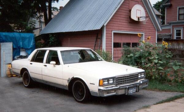 Chevrolet Caprice 1989 foto - 5