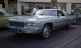 Chevrolet Caprice 1991 foto - 1